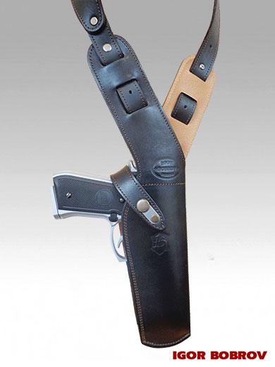 Наплечная кобура для пистолета Beretta 92 FS
