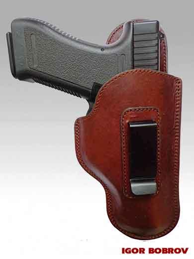 Скрытое ношение пистолета Glock 19, Glock 17