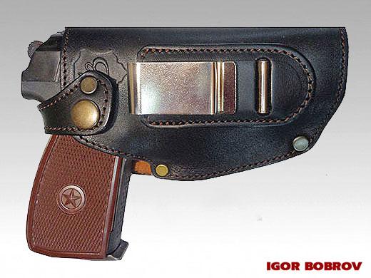 Кобура для пистолета Макарова скрытого ношения модель Jaguar