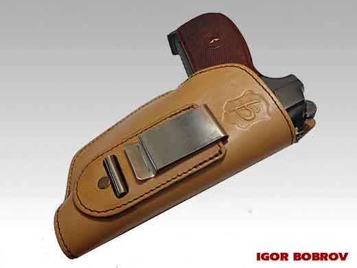 Кобура для пистолета Гроза 021, Хорхе скрытого ношения