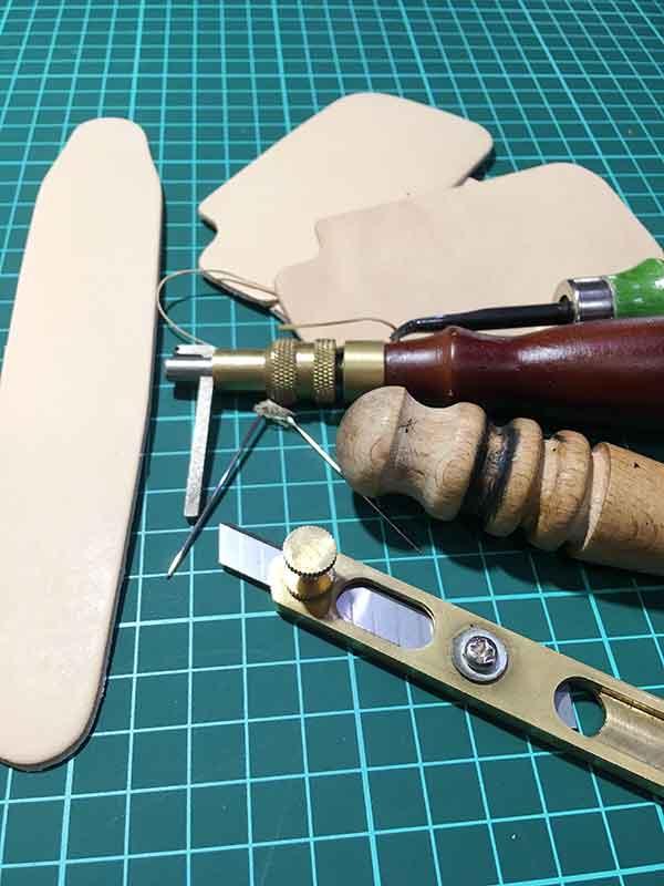 Чехол для запасного магазина GP T12 ручной работы