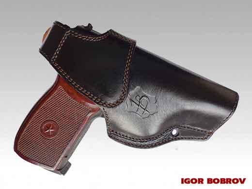 Кобура на два пистолета Макарова