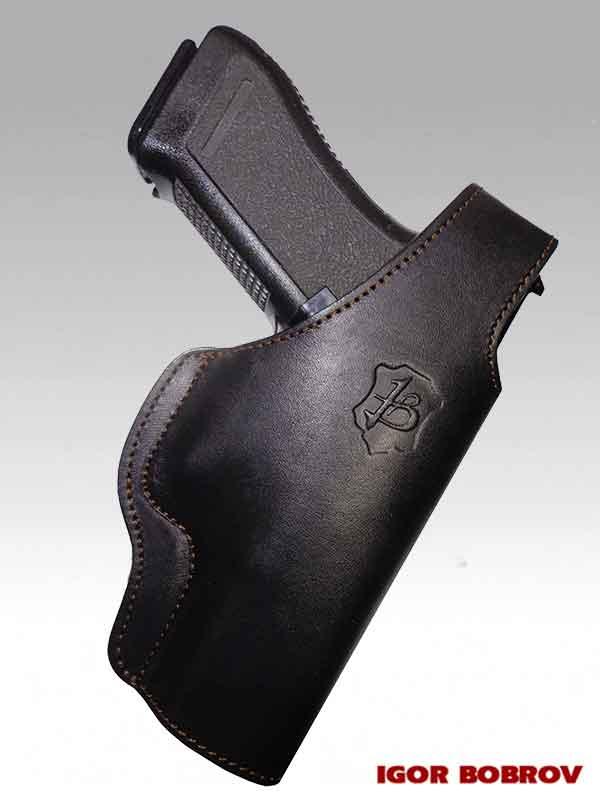 Кобура на ремень Glock 17